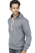 Navy Melange Plain Sweatshirt - Wear Your Opinion - WYO.in  - 2