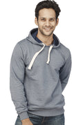 Navy Melange Plain Sweatshirt - Wear Your Opinion - WYO.in  - 1