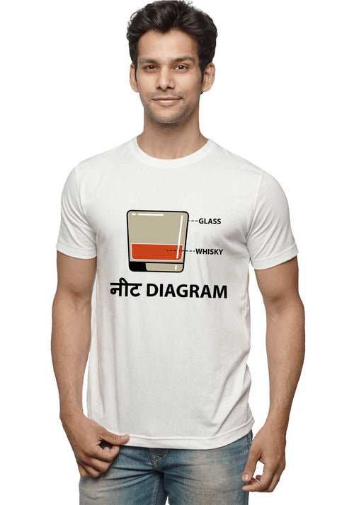 Neat Diagram T-Shirt