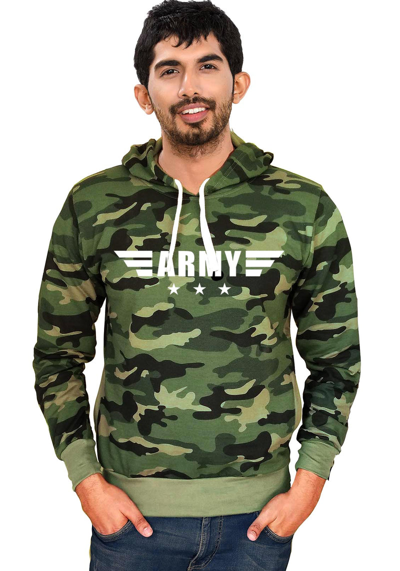 3 Star Army T-Shirt - Hoodies