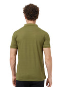 Basic PQ Polo T-Shirt - Olive