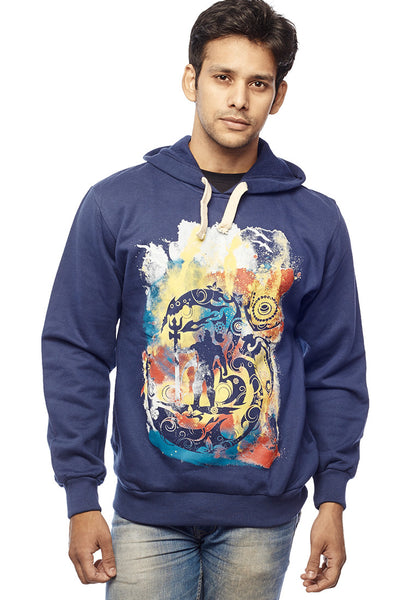 Om Namah Shivay Sweatshirt - Wear Your Opinion - WYO.in  - 1