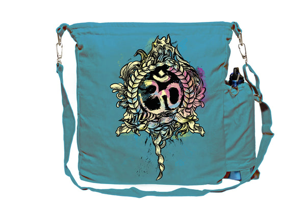Om Insignia Sling Bag - Wear Your Opinion - WYO.in
