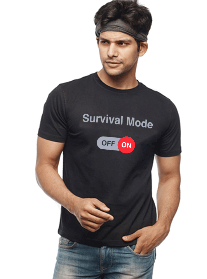 ON Survival Mode T-Shirt