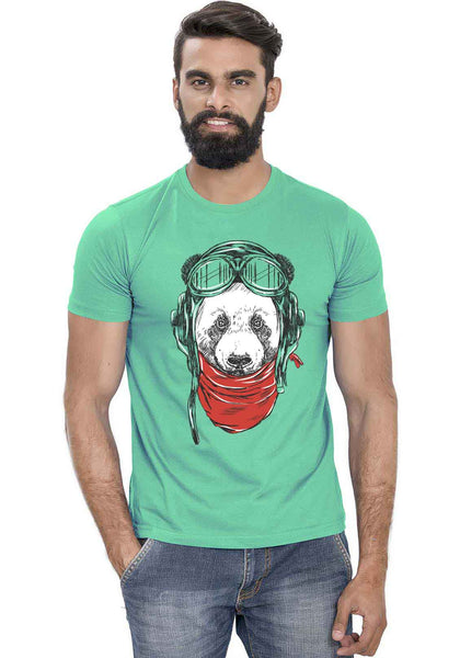 Panda T-Shirt - Wear Your Opinion - WYO.in