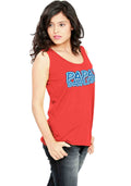 Papas Darling Sleeveless T-Shirt