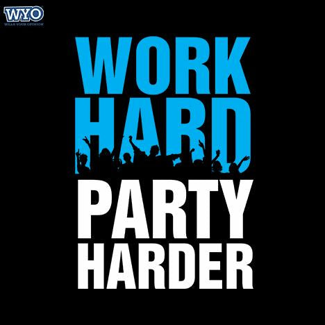 Party Harder T-Shirt