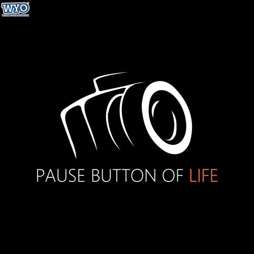 Pause Button T-Shirt