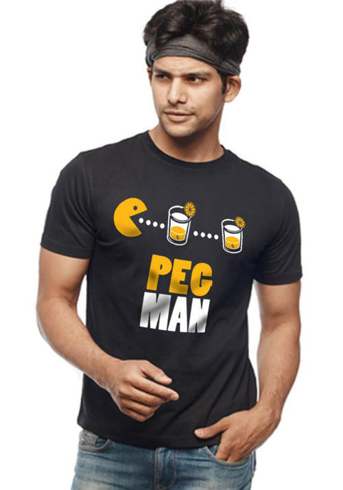 Peg Man T-Shirt