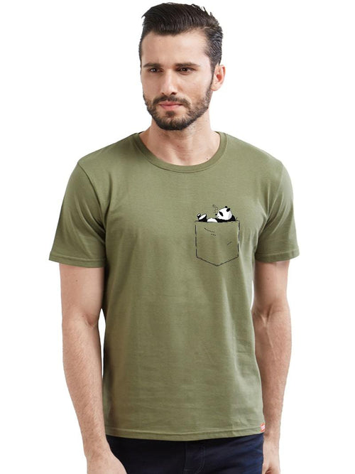 Pocket Panda T-Shirt