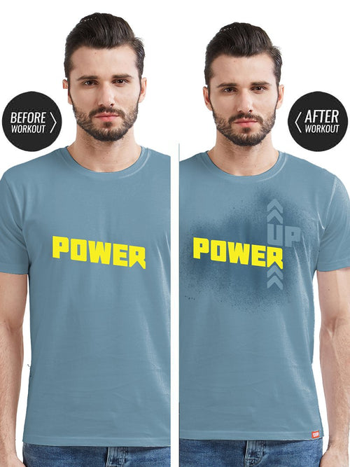 Power Up Sweat Activated T-Shirt