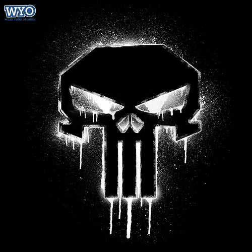Spray Gun Punisher T-Shirt