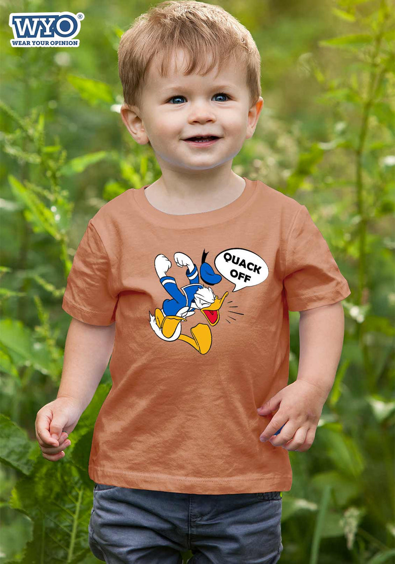 Quack Off Kids T-Shirt