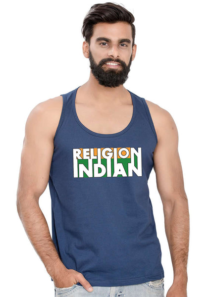 Religion Indian Sleeveless T-Shirt