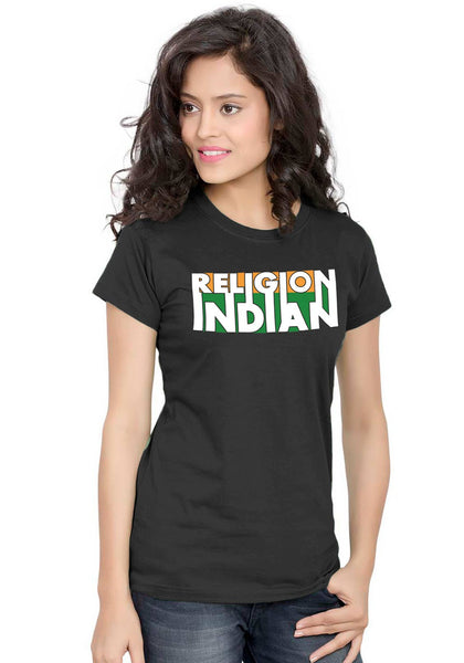 Religion Indian Women TShirt
