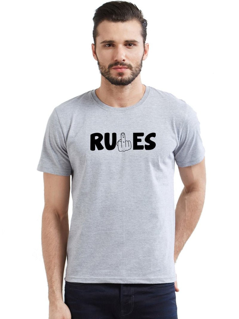 Screw Rules T-Shirt