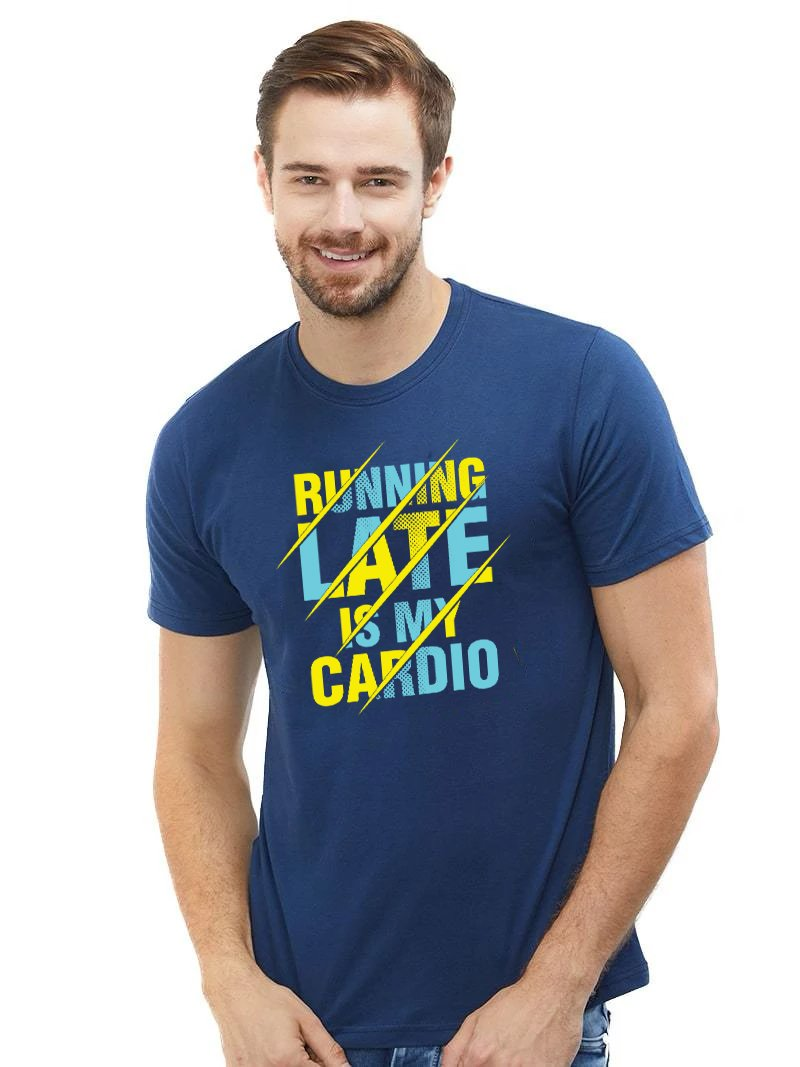 Running Late T-shirt