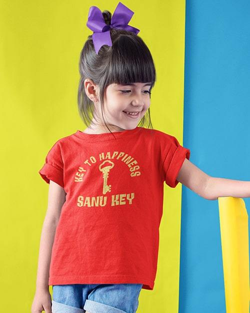 Sanu Key Kids T-Shirt