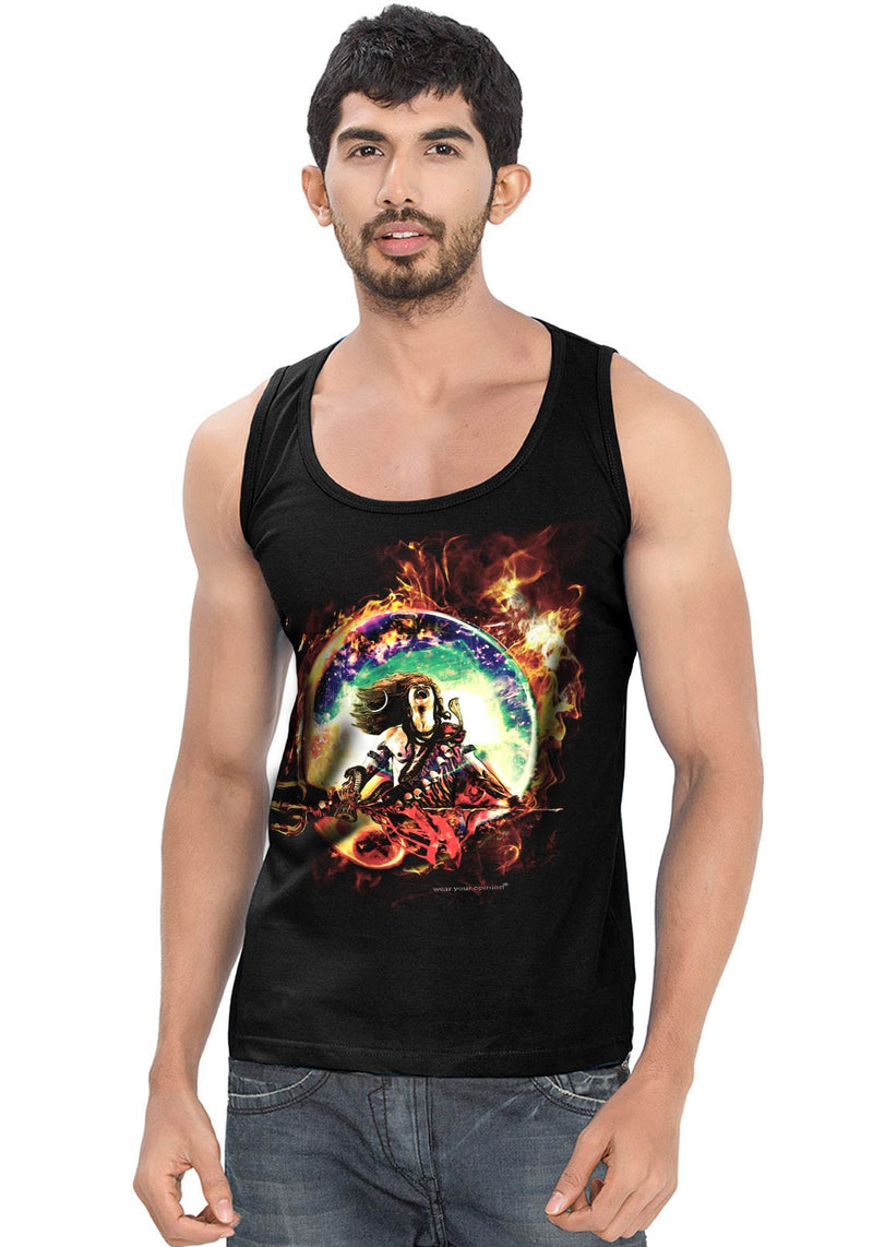 Destroyer Shiva Sleeveless T-Shirt
