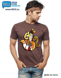 Shivam T-Shirt - Wear Your Opinion - WYO.in  - 6