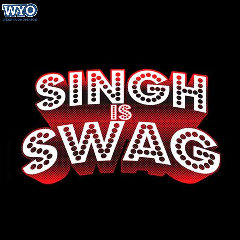Singh is Swag T-Shirt