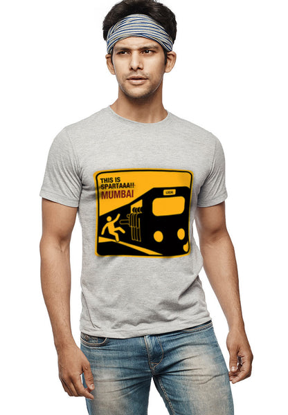 This Is Mumbai T-Shirt - Wear Your Opinion - WYO.in  - 2