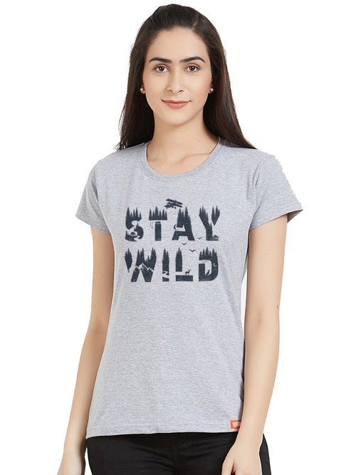 Stay Wild Women T-Shirt