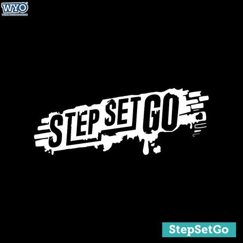 StepSetGo T-Shirt