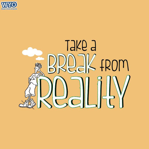 Break From Reality Fido Dido Women Tshirt