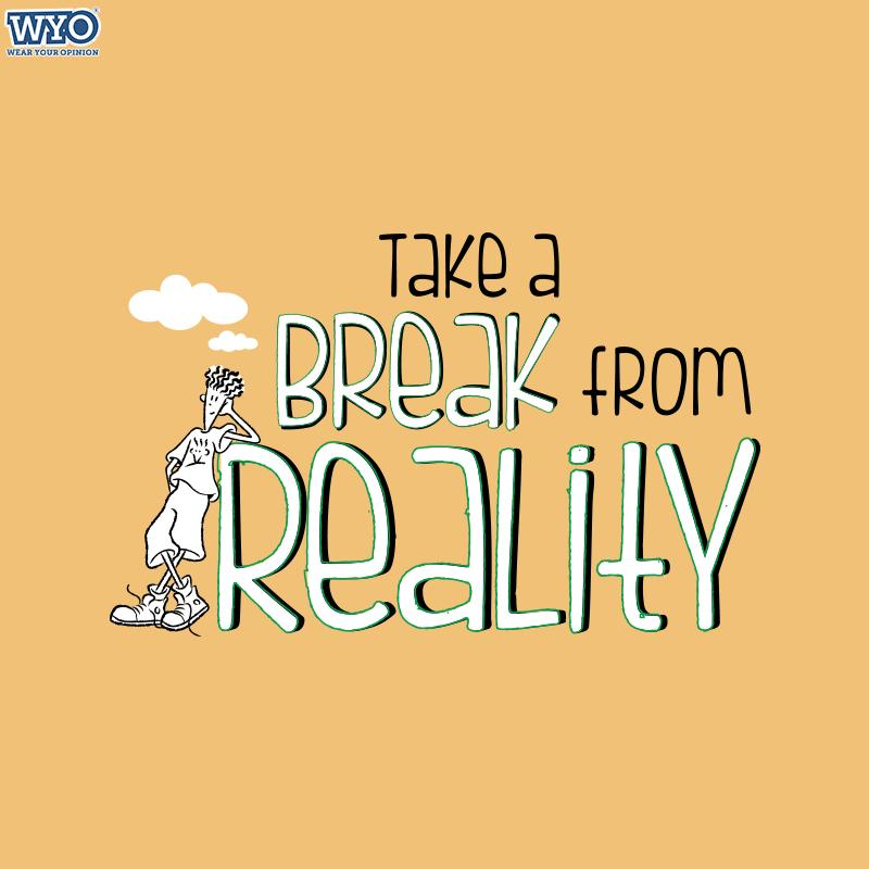 Break From Reality Fido Dido T-Shirt