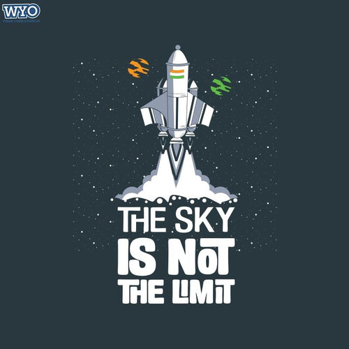 Sky Is Not Limit Women T-Shirt