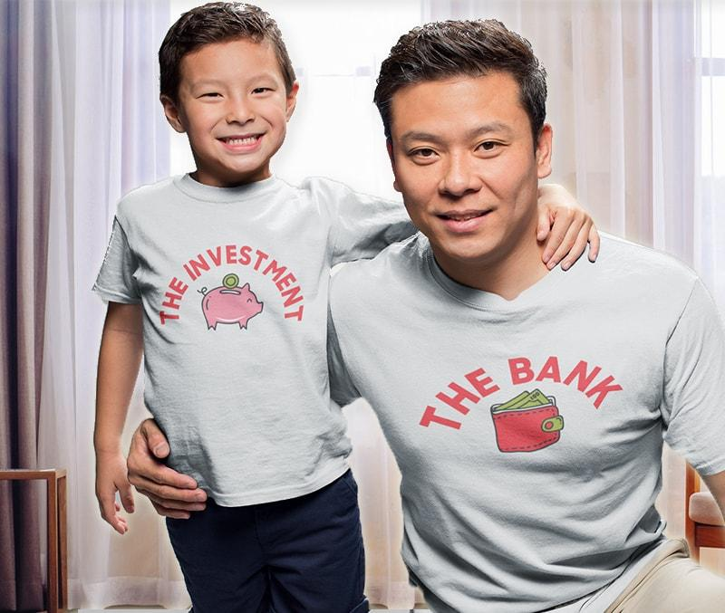 The Investment Kids T-Shirt