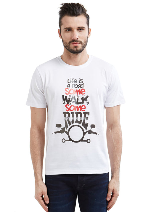Life is Road T-Shirt