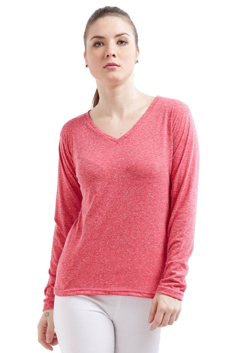 Naps Women Full Sleeve V Neck - L Rani