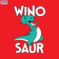 Winosaur Sleeveless T-Shirt