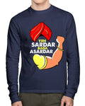 Yeh Sardar Bada Asardar Full Sleeves T-Shirt - Wear Your Opinion - WYO.in  - 3
