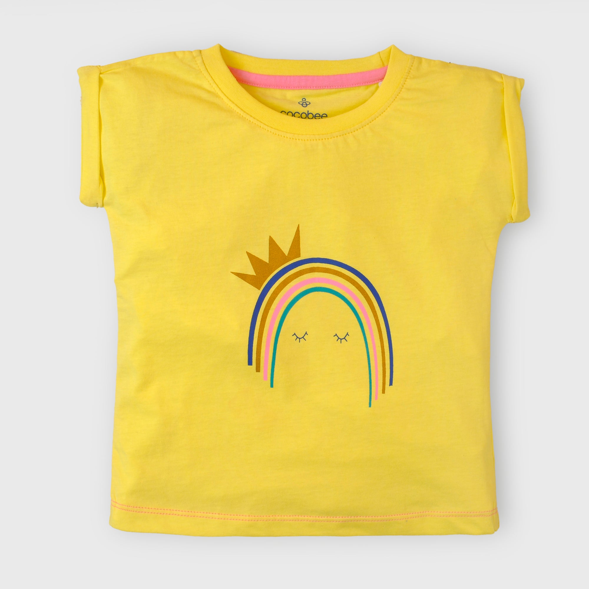 Yellow Punchy T-Shirt