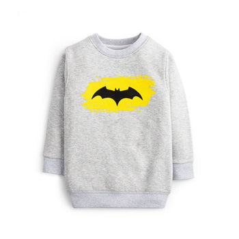 Graphic Bat Sweatshirt