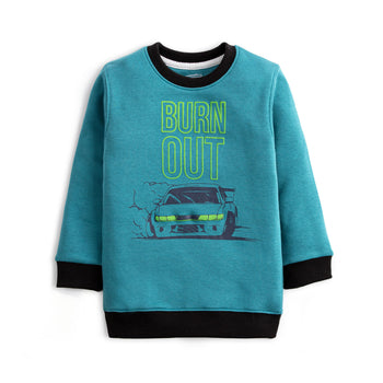 Burn Out Sweatshirt