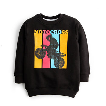 Moto Cross Sweatshirt
