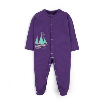 Pirate Ship Violet Bodysuit