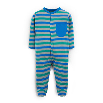 Blue Sleepsuit