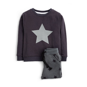 Grey Star Sweatsuit