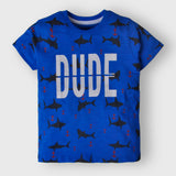 Blue Dude T-Shirt