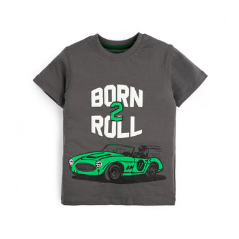 Born 2 Roll T-Shirt