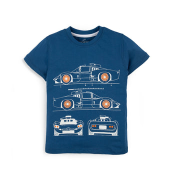 Car Sketch T-Shirt