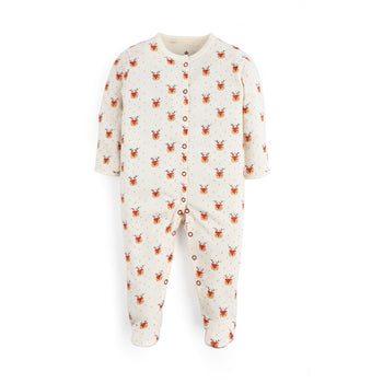 Animal Printed Sleepsuit