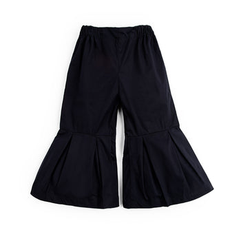 Black Flair Trousers