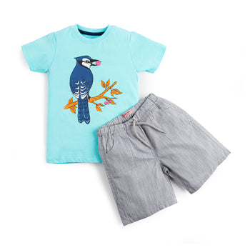 Blue Bird Set