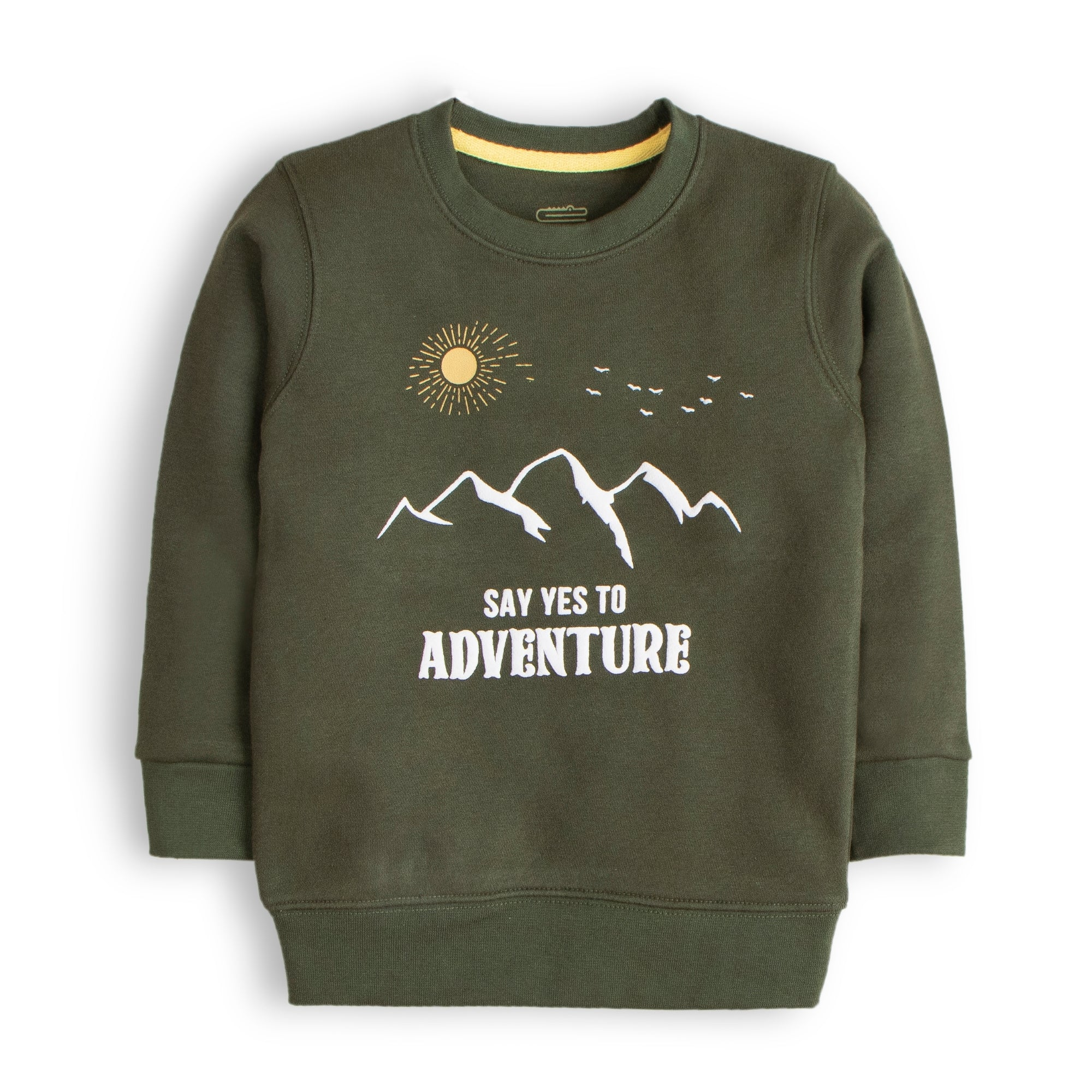 Adventurous Sweatshirt
